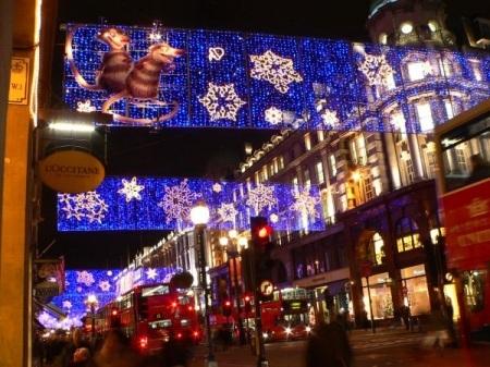 West End Lights