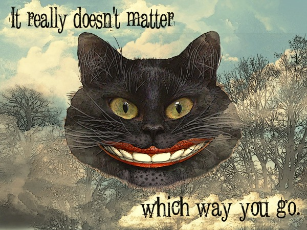 Roy the Cheshire Cat