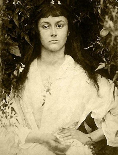 Alice Liddell as a young woman