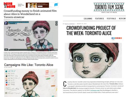 Toronto Alice